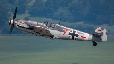 Photo ID 114499 by Philipp Hayer. Private Messerschmitt Stiftung Messerschmitt Bf 109G 4, D FWME