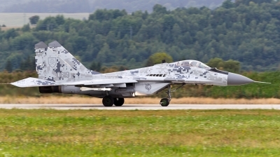 Photo ID 114582 by Andreas Zeitler - Flying-Wings. Slovakia Air Force Mikoyan Gurevich MiG 29AS, 0619