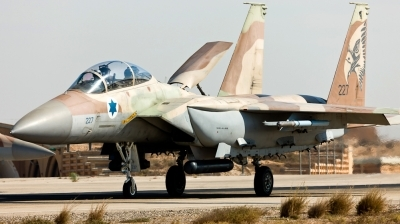 Photo ID 114666 by Andreas Zeitler - Flying-Wings. Israel Air Force McDonnell Douglas F 15I Ra 039 am, 227