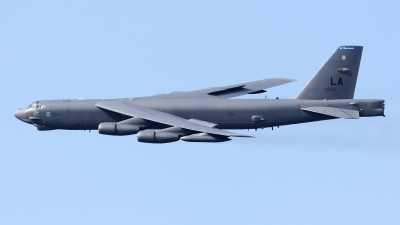Photo ID 114908 by Walter Van Bel. USA Air Force Boeing B 52H Stratofortress, 60 0024