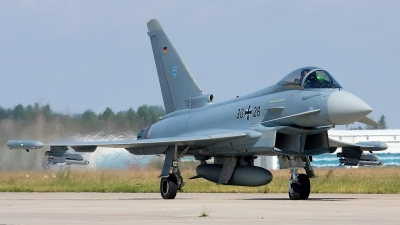 Photo ID 114796 by Rainer Mueller. Germany Air Force Eurofighter EF 2000 Typhoon S, 30 28