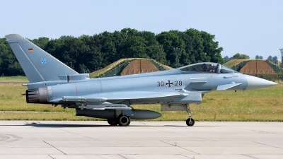 Photo ID 114795 by Rainer Mueller. Germany Air Force Eurofighter EF 2000 Typhoon S, 30 28