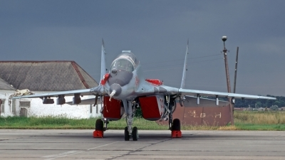 Photo ID 114839 by Sven Zimmermann. Russia Air Force Mikoyan Gurevich MiG 29UB 9 51, 89 RED