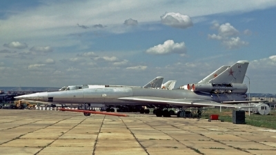 Photo ID 114971 by Sven Zimmermann. Russia Air Force Tupolev Tu 22 Blinder, 45 RED