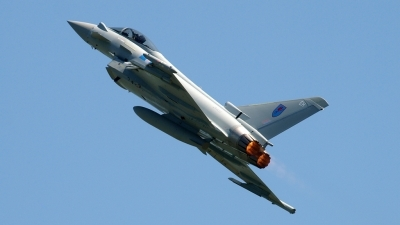 Photo ID 114890 by Claire Williamson. UK Air Force Eurofighter EF 2000 Typhoon FGR4, ZK333