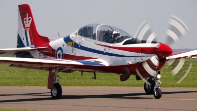 Photo ID 114822 by Claire Williamson. UK Air Force Short Tucano T1, ZF269