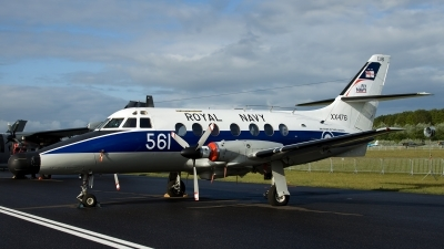 Photo ID 114889 by Thomas Ziegler - Aviation-Media. UK Navy Scottish Aviation HP 137 Jetstream T2, XX476