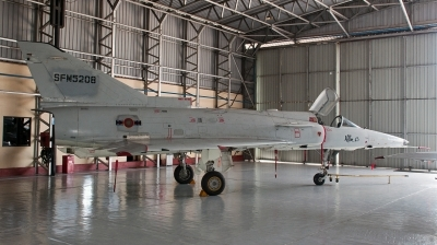 Photo ID 114883 by Pieter Stroobach. Sri Lanka Air Force Israel IAI Kfir C7, SFM 5208