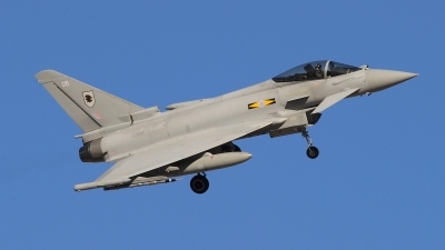Photo ID 115071 by Peter Boschert. UK Air Force Eurofighter EF 2000 Typhoon FGR4, ZJ932