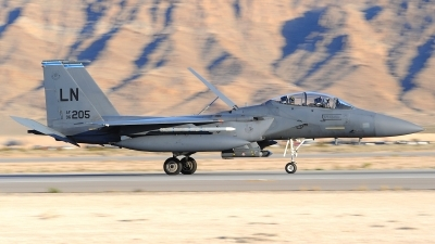 Photo ID 115093 by Peter Boschert. USA Air Force McDonnell Douglas F 15E Strike Eagle, 96 0205