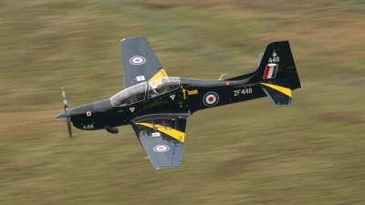 Photo ID 1490 by John Higgins. UK Air Force Short Tucano T1, ZF448