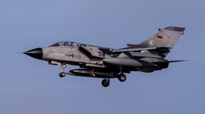 Photo ID 115198 by Caspar Smit. Germany Air Force Panavia Tornado ECR, 46 49