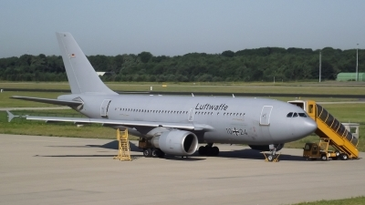 Photo ID 115296 by Joan le Poole. Germany Air Force Airbus A310 304 MRTT, 10 24