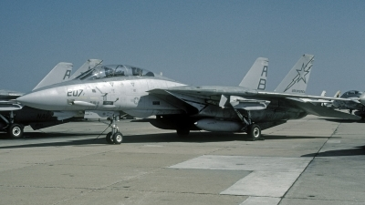 Photo ID 115288 by David F. Brown. USA Navy Grumman F 14A Tomcat, 159429