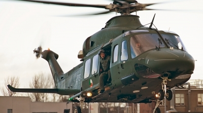 Photo ID 115798 by Roger Harrison. Ireland Air Force Agusta Westland AW139, 275