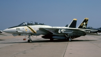 Photo ID 115381 by David F. Brown. USA Navy Grumman F 14A Tomcat, 160391