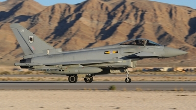 Photo ID 115396 by Peter Boschert. UK Air Force Eurofighter EF 2000 Typhoon FGR4, ZJ932
