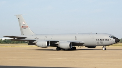 Photo ID 115655 by Brandon Thetford. USA Air Force Boeing KC 135R Stratotanker 717 100, 64 14834