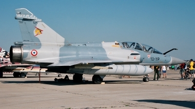 Photo ID 115845 by Radim Spalek. France Air Force Dassault Mirage 2000D, 525