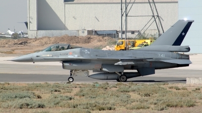 Photo ID 115518 by Antonio Segovia Rentería. Chile Air Force General Dynamics F 16AM Fighting Falcon, 741