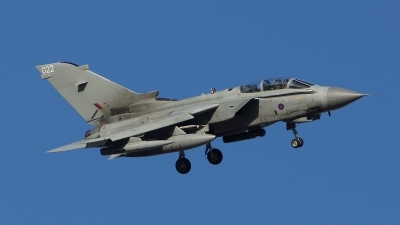 Photo ID 115550 by Lukas Kinneswenger. UK Air Force Panavia Tornado GR4, ZA453