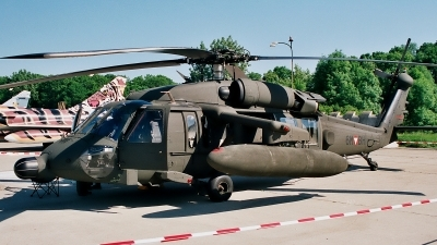 Photo ID 116180 by Radim Spalek. Austria Air Force Sikorsky S 70A 42 Black Hawk, 6M BH