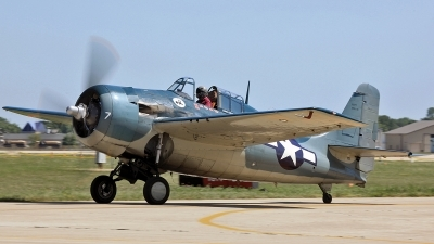 Photo ID 115870 by David F. Brown. Private Private Grumman F4F Wildcat FM 2, N551TC