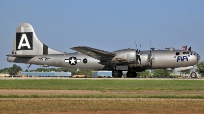 Photo ID 115618 by David F. Brown. Private Commemorative Air Force Boeing B 29A Superfortress, N529B