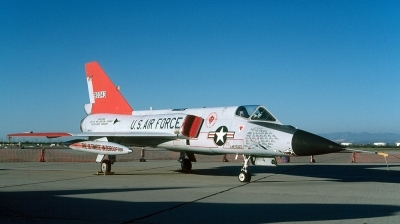 Photo ID 115741 by André Jans. USA Air Force Convair QF 106A Delta Dart, 59 0043
