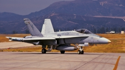 Photo ID 14999 by Richard Parker. USA Marines McDonnell Douglas F A 18A Hornet, 161745