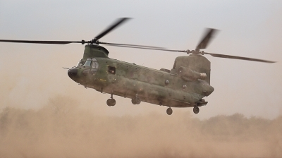 Photo ID 115813 by Joan le Poole. Netherlands Air Force Boeing Vertol CH 47D Chinook, D 666