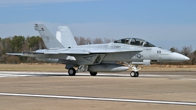 Photo ID 116129 by David F. Brown. USA Navy Boeing F A 18F Super Hornet, 165677