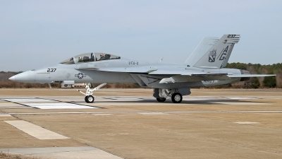 Photo ID 116196 by David F. Brown. USA Navy Boeing F A 18F Super Hornet, 166624