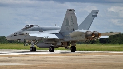 Photo ID 116046 by David F. Brown. USA Navy McDonnell Douglas F A 18C Hornet, 163487