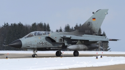 Photo ID 115981 by Peter Boschert. Germany Air Force Panavia Tornado IDS, 45 92