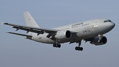 Photo ID 115966 by Niels Roman / VORTEX-images. Germany Air Force Airbus A310 304 MRTT, 10 24