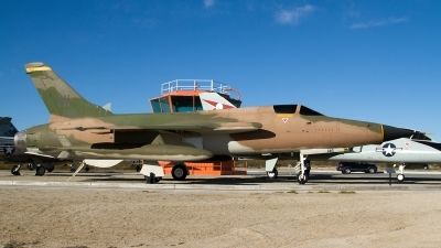 Photo ID 116162 by Thomas Ziegler - Aviation-Media. USA Air Force Republic F 105D Thunderchief, 61 0146