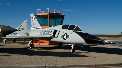 Photo ID 116034 by Thomas Ziegler - Aviation-Media. USA Air Force Convair QF 106B Delta Dart, 59 0158