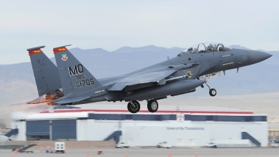 Photo ID 116071 by Peter Boschert. USA Air Force McDonnell Douglas F 15E Strike Eagle, 88 1705