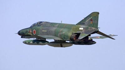 Photo ID 116215 by André Jans. Japan Air Force McDonnell Douglas RF 4EJ Phantom II, 77 6397
