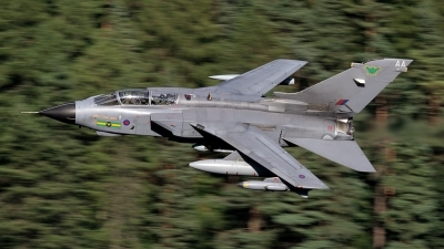 Photo ID 116303 by John Higgins. UK Air Force Panavia Tornado GR4, ZD847