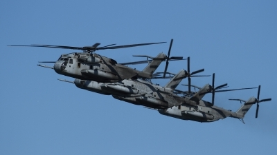 Photo ID 116338 by Thomas Ziegler - Aviation-Media. USA Marines Sikorsky CH 53D Super Stallion, 157134