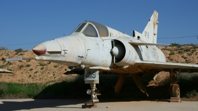 Photo ID 116416 by Paul Newbold. Israel Air Force Israel IAI Kfir C2R, 419