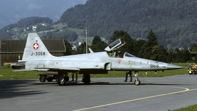Photo ID 116468 by Joop de Groot. Switzerland Air Force Northrop F 5E Tiger II, J 3068