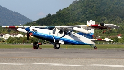 Photo ID 116516 by Carl Brent. Malaysia Police Pilatus PC 6 B2 H4, 9M PSG