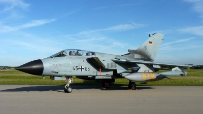 Photo ID 116607 by Max Stanchly. Germany Air Force Panavia Tornado IDS, 45 85