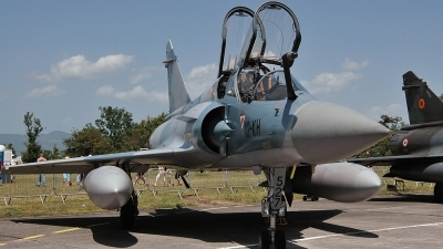 Photo ID 116638 by Martin Thoeni - Powerplanes. France Air Force Dassault Mirage 2000B, 527