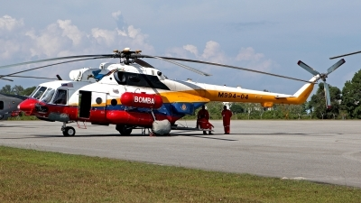 Photo ID 116837 by Carl Brent. Malaysia Fire and Rescue Department Mil Mi 17 1V, M994 04