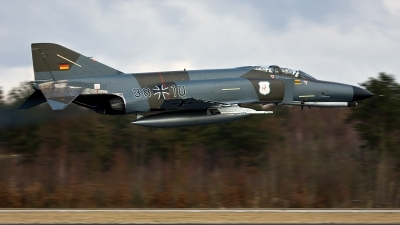 Photo ID 116794 by Robin Coenders / VORTEX-images. Germany Air Force McDonnell Douglas F 4F Phantom II, 38 10