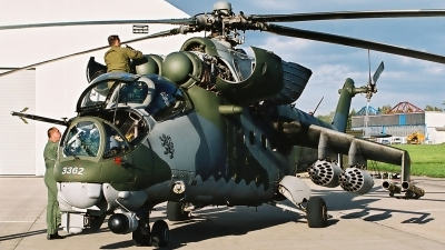 Photo ID 116900 by Radim Spalek. Czech Republic Air Force Mil Mi 35, 3362